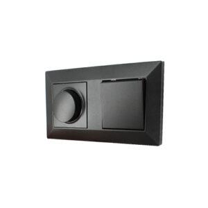 Nero LED dimmer en schakelaar combinatie compleet 1